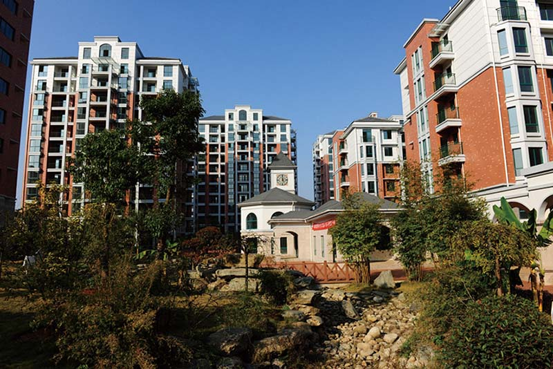 10余部門參與小區共建共管  責任掛牌,小區居民居住舒適度將大提升