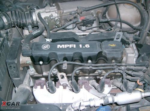 新车发动机渗油  4S店表示只能更换发动机总成