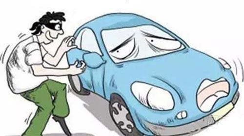 还款中断质押车被收回 一男子偷自己的车被刑拘