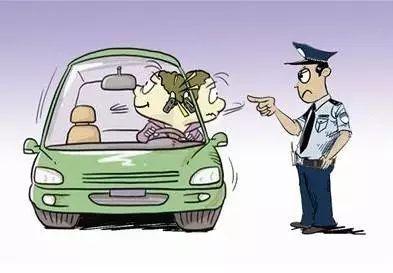 司機駕照被扣仍僥幸上路  罰款拘留得不償失