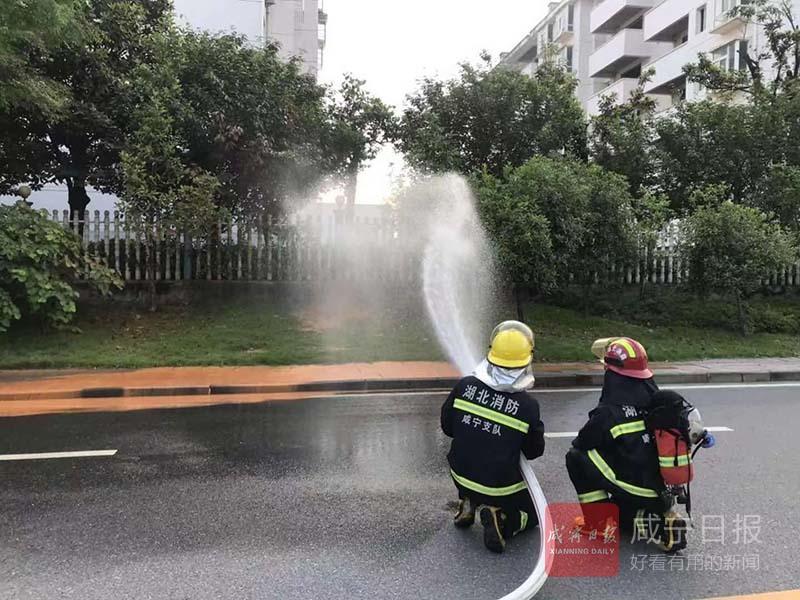 城区天然气管道遭挖断 处置及时未造成重大事故