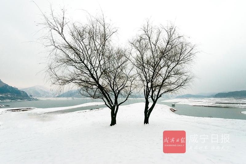 组图:雪意鄂南