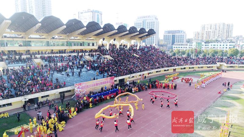 龙腾盛世  狮舞香城