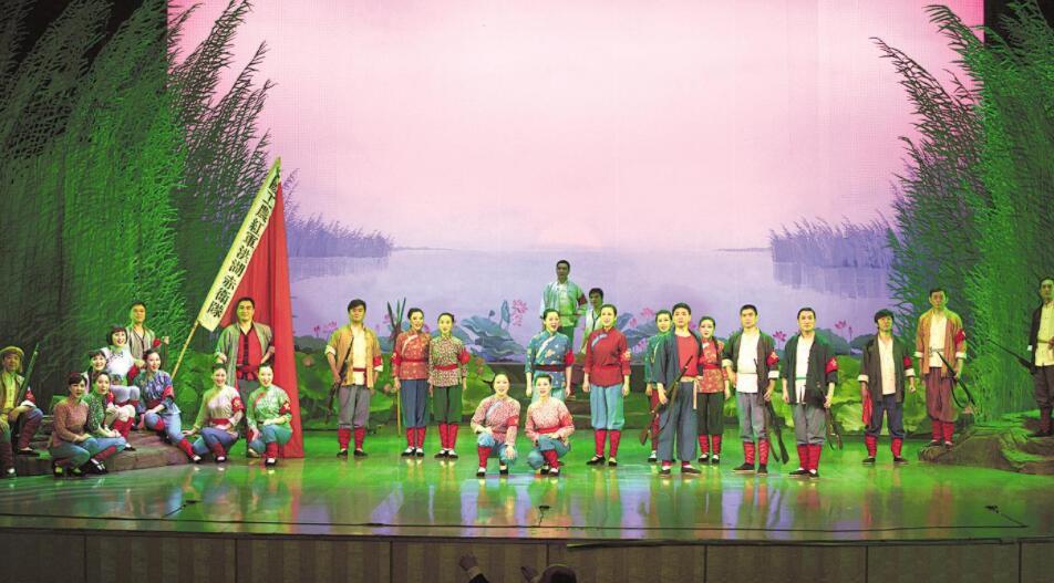 歌剧《洪湖赤卫队》成就传奇探秘