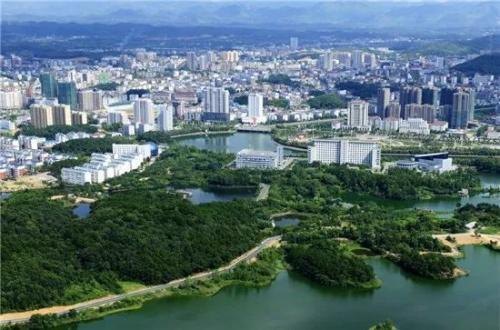 咸宁市明确阶段目标  创建生态文明建设示范市