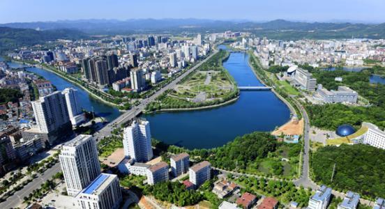省城市管理工作考核组来咸宁  考核城市管理工作