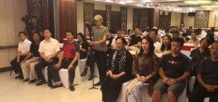 文化扶贫艺术电影《三界外》在崇阳县展映
