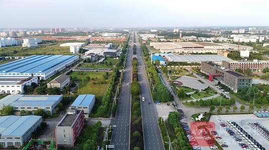 咸寧市領導到咸寧高新區檢查安全生產及環保工作