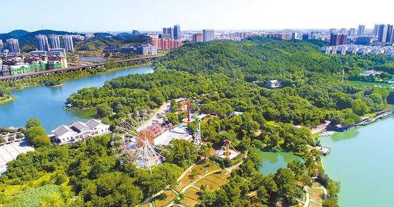 自然生态公园城市如何建 咸宁邀请傅才武教授作专题辅导报告