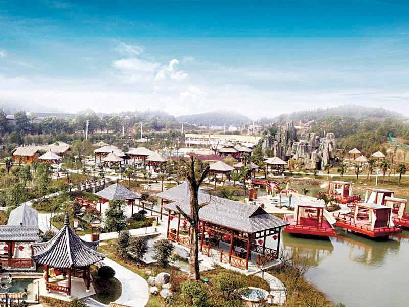 <b>温泉旅游产业如何升级? ――咸宁温泉旅游产业发展观察(下)</b>