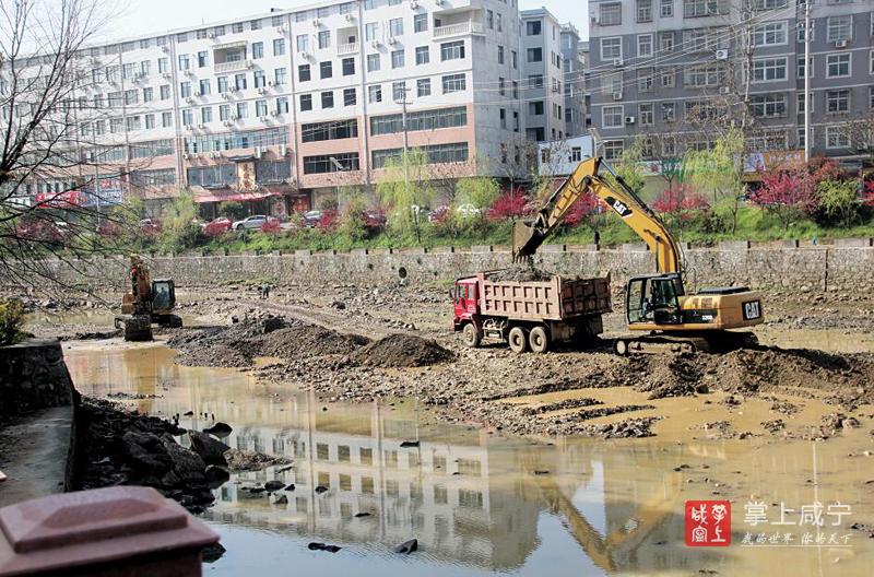 图文:河道清淤