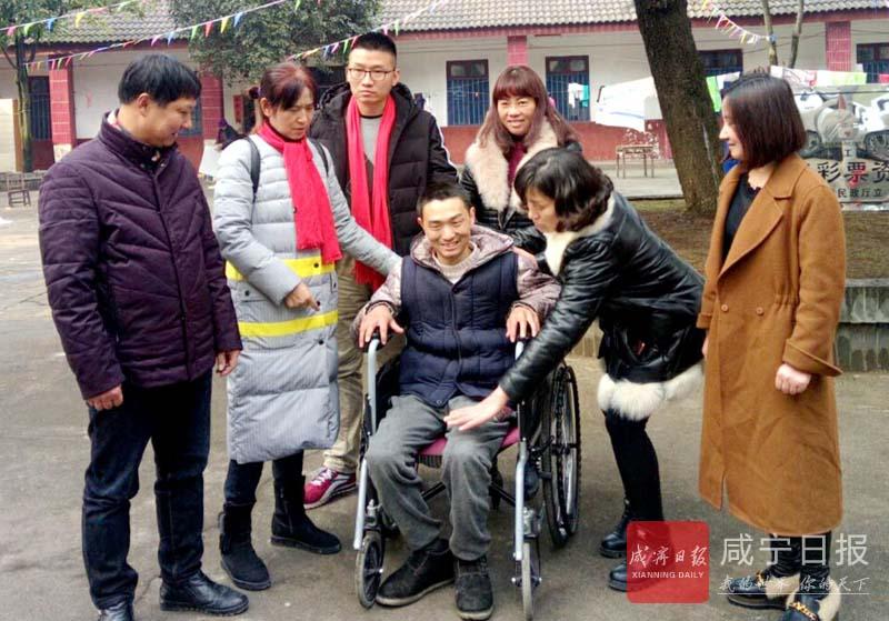 图文:爱心妈妈陈和安