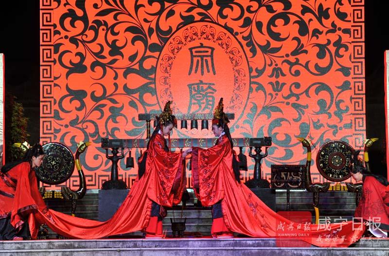 图文:传承民俗文化