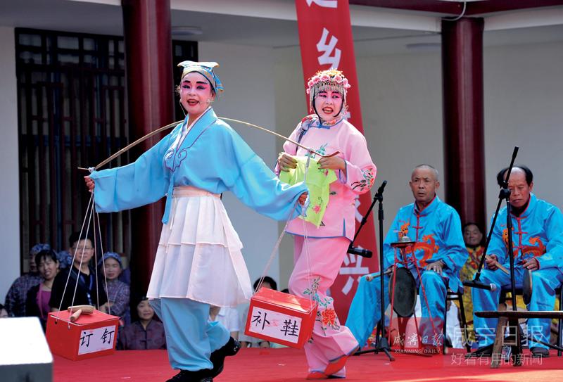 图文:庆祝丰收 传承文化