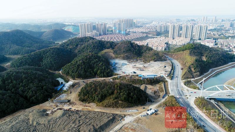 图文:生态修复拓展绿色空间