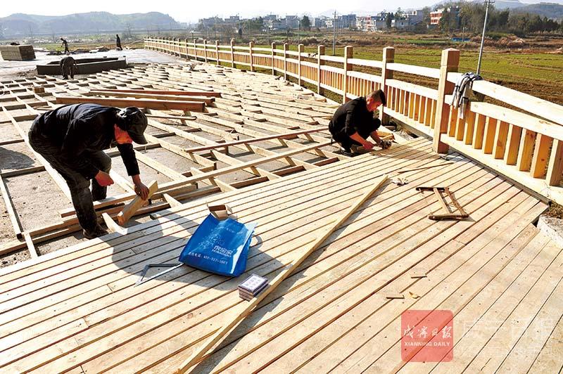 图文:崇阳县浪口村发展乡村生态游