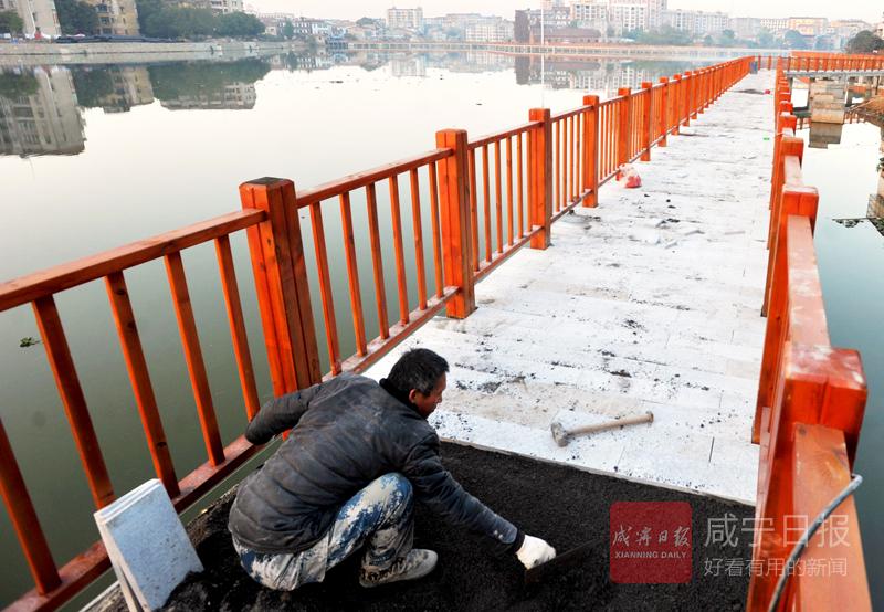 图文:生态截污工程扮靓三湖连江