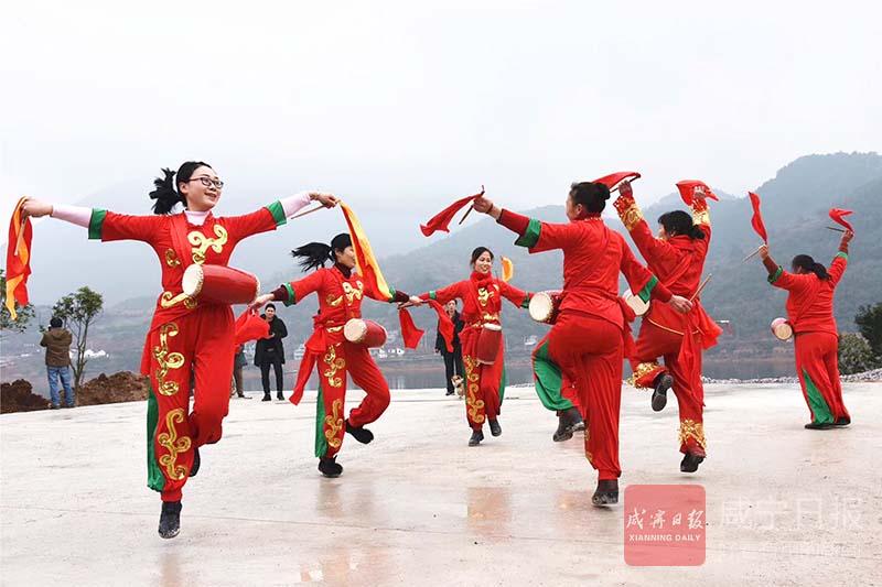 图文:腊八节里迎新春