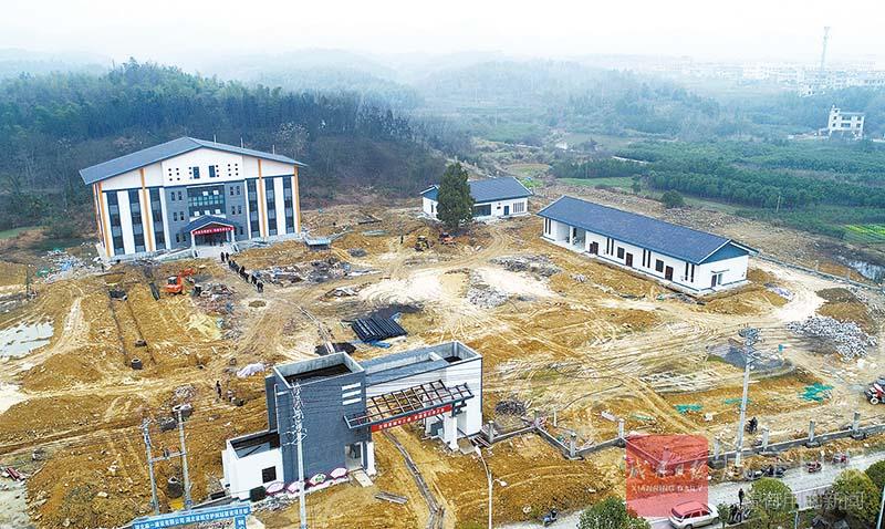 图文:建设航空护林站