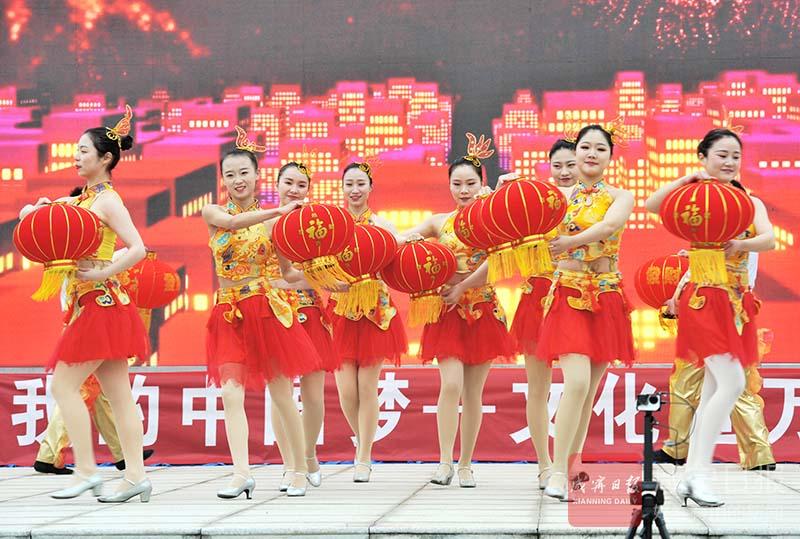 图文:春润香城·启航2019文化下乡惠万家