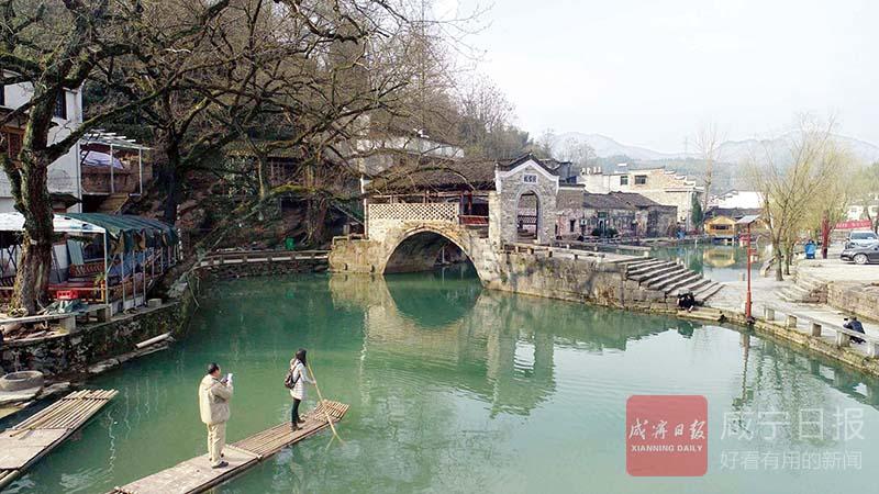 图文:春日刘家桥