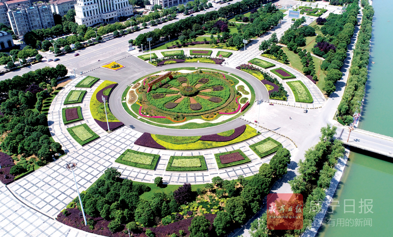 圖文:市人民廣場完成改造升級提升市民幸福感