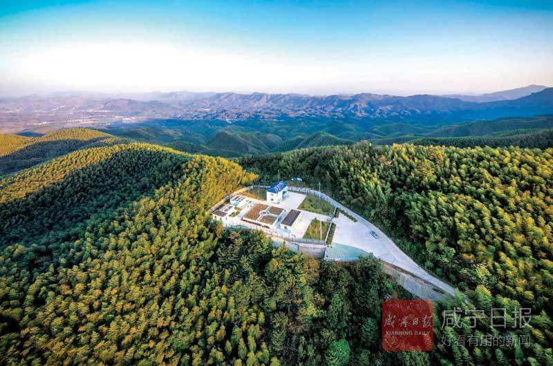 图文:花纹山区供水全覆盖