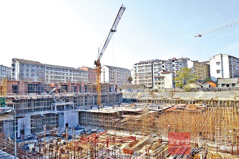 图文:优化商贸布局提升城市品位