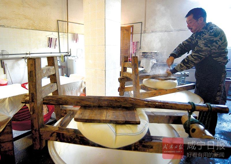 图文:苏塘水,豆腐美
