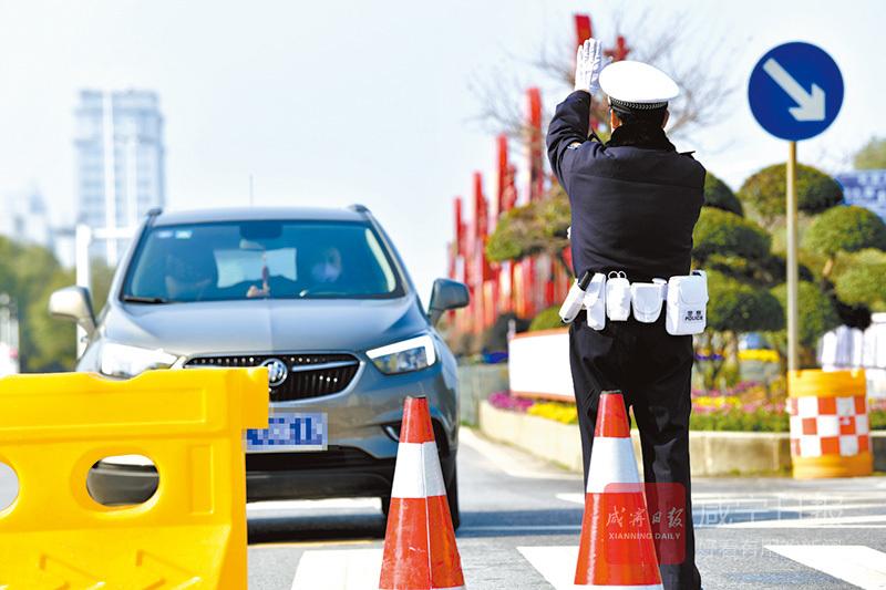 圖文︰減少人員(yuan)流動 控制傳(chuan)染風險