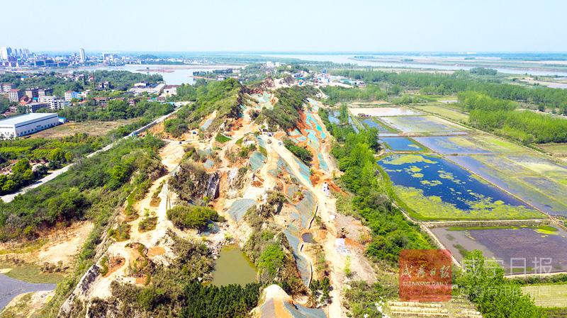 图文:采石场矿山生态环境修复