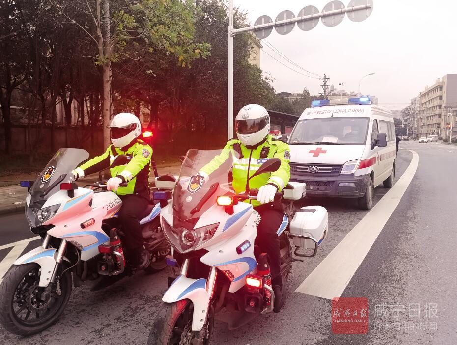 图文浩特默:警医联动 守护生命