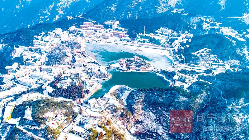 圖文:通山旅游蓬勃發展