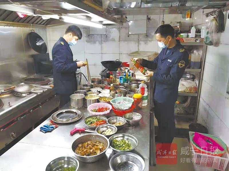 图文:潘家湾镇开展食品安全专项检查