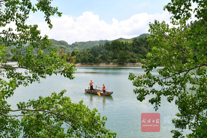图文:爱护河湖库共绘生态美
