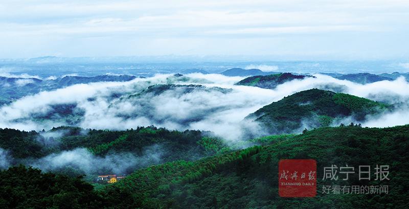 图文:大美白云山