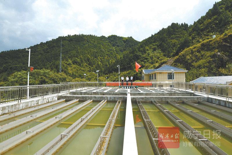 图文:通城城乡供水一体化