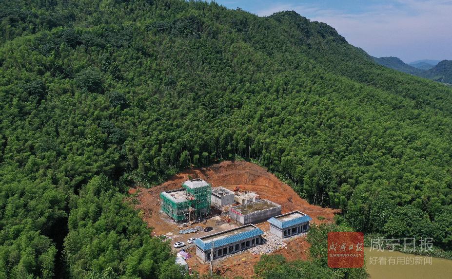 圖文:加強飲水工程建設