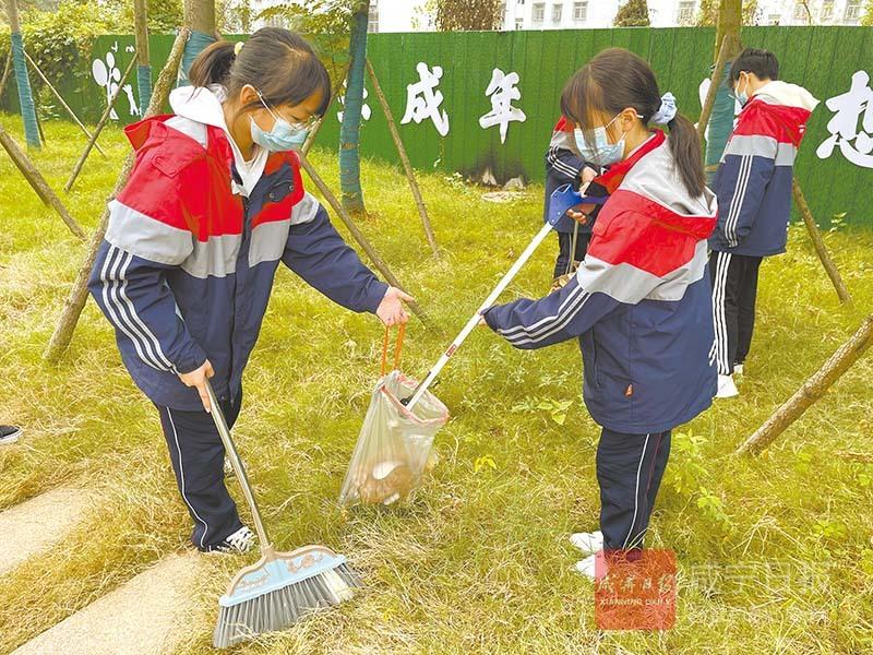 图文:志愿服务温暖人心