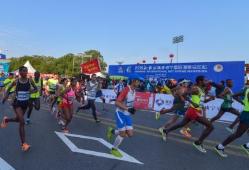 2017年咸宁国际温泉马拉松比赛将于11月11日开跑