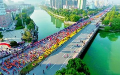 咸马期间将对城区部分道路采取交通管制措施