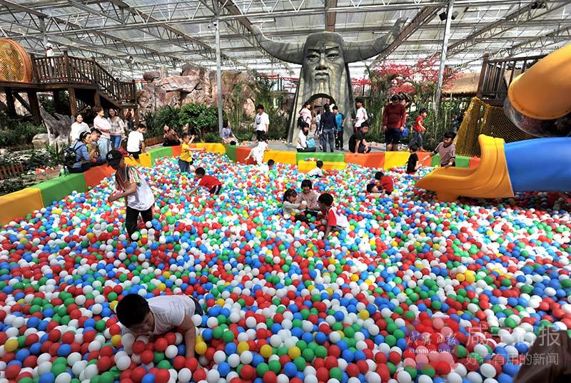 文旅游成主力 五一假期咸宁市接待游客191万人次