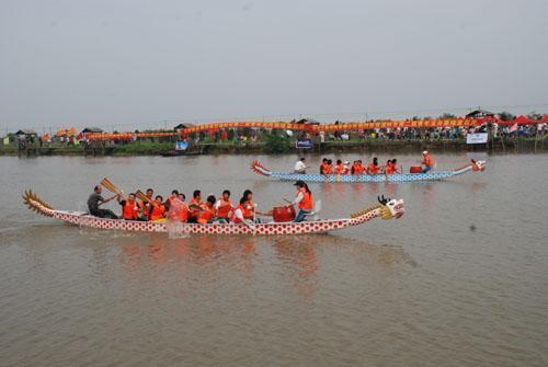 迎端午佳节看百舸争流  通城县将举办首届龙舟赛