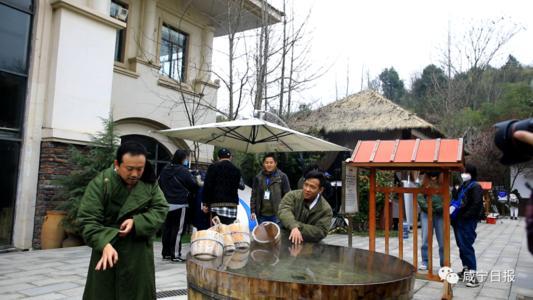 电影《没有一个春天不会来临》在咸宁市拍摄