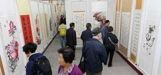 咸宁市退役军人书画摄影展向社会征稿