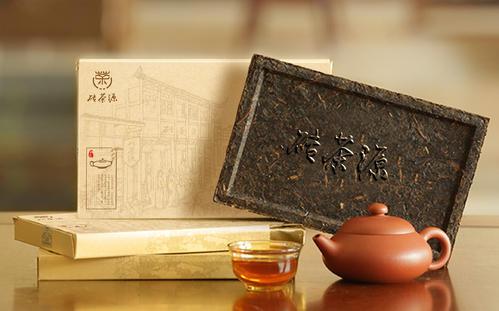 """""""赤壁青砖茶""""亮相中国国际商标品?#24179;?60余款特色产品展现茶乡魅力"""