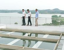 赤壁市加強水質監測管理