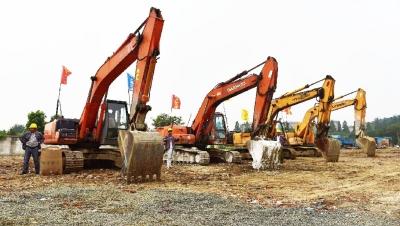 通山二季度重大项目集中开工 总投资47.01亿元