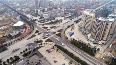 筑牢百姓出行平安路——咸安107国道交通安全隐患治理纪实