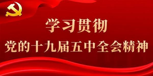 咸寧市風景園林學會學習五中全會精神入心入腦